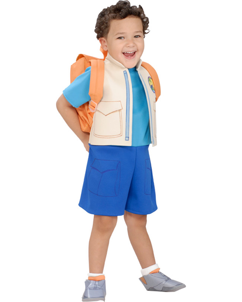 Dora The Explorers Diego for Toddler