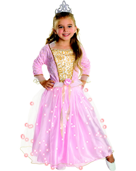Rose Princess Costume for Toddler