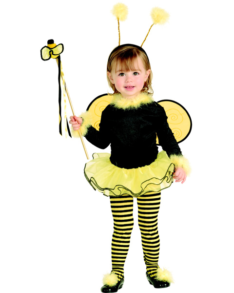 Cute Bumble Bee Costume for Toddler