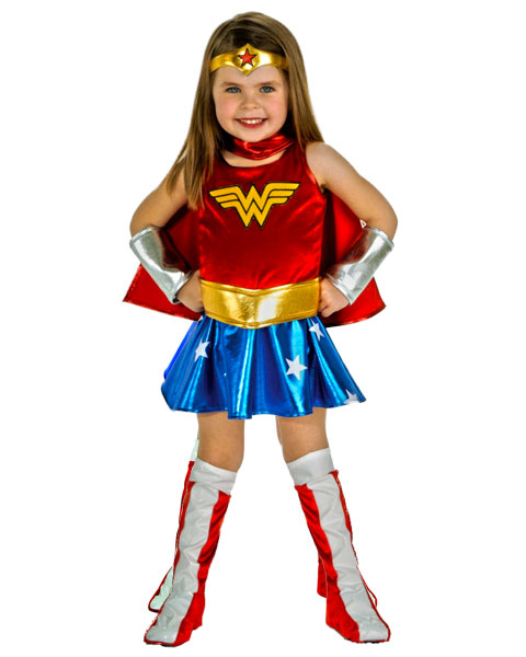 Wonder Woman Costume for Toddler