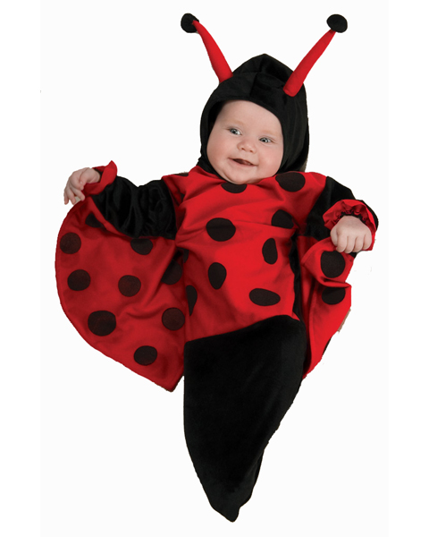 Ladybug Costume for Infant