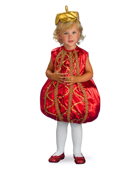 Toddler Little Ornament Costume