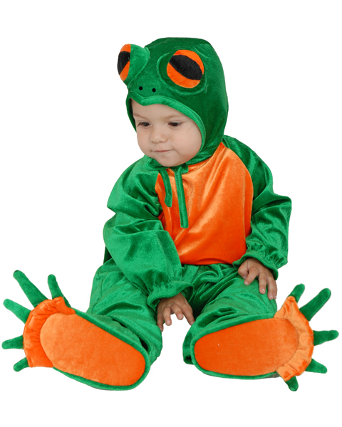 Little Frog Newborn Costume for Infant