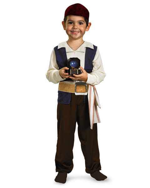 Pirates of the Caribbean Jack Sparrow Infant Toddler Costume
