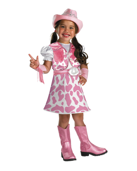 Toddler Wild West Cutie Costume