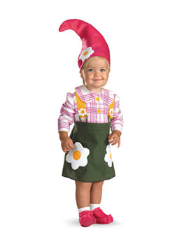 Toddler Flower Garden Gnome