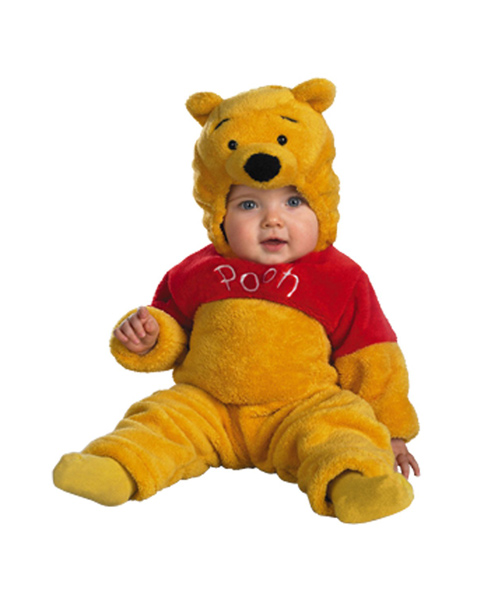 Infant Winnie the Pooh Deluxe Costume - Click Image to Close