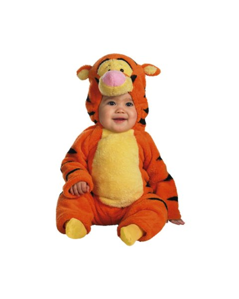 Infant Tigger Deluxe Costume