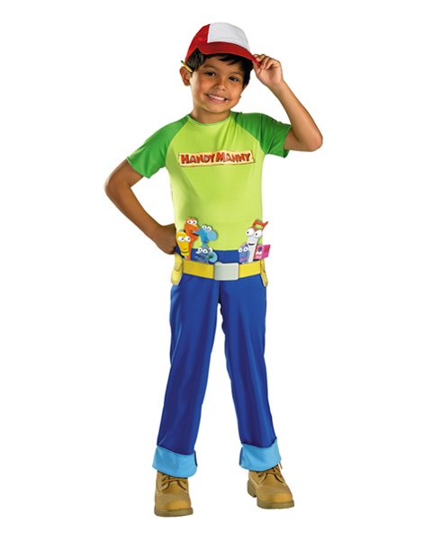 Handy Manny Costume for Child