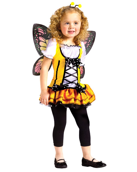 Butterfly Toddler Princess