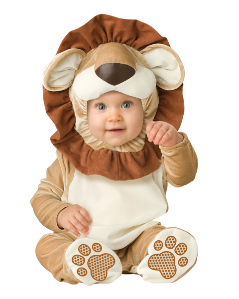 Lovable Infant Toddler Lion Costume