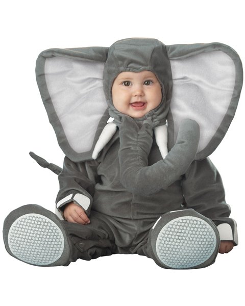 Infant Lil Elephant Costume
