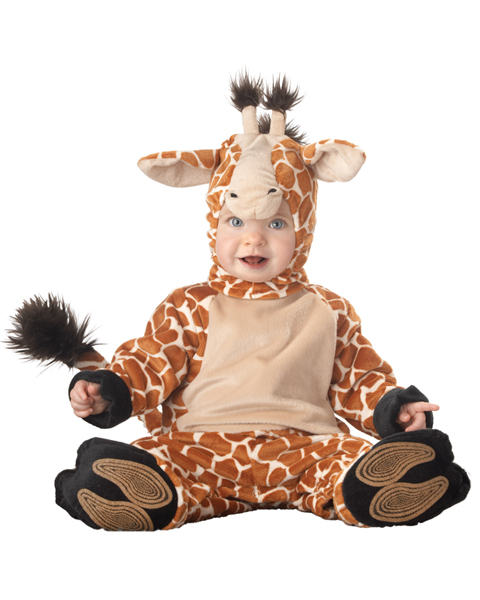 Elite Lil Giraffe Infant Costume for Toddler