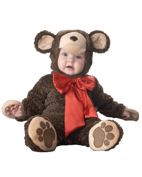 Elite Lil Teddy Bear Infant Costume for Toddler