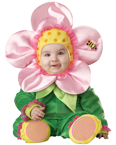 Infant Lil Flower Costume