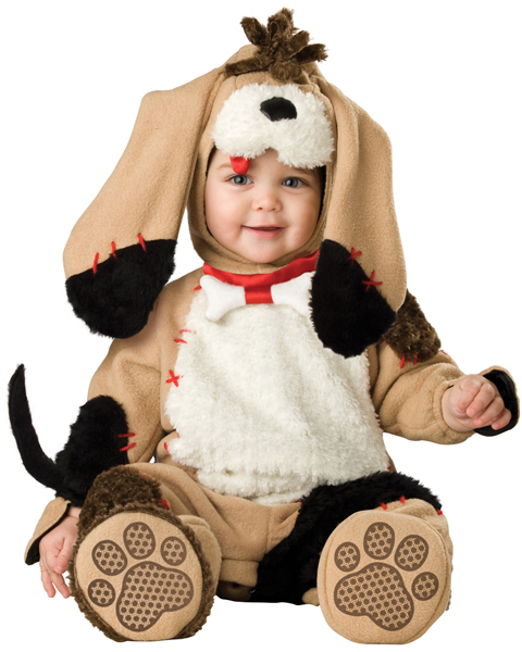Infant Lil Puppy Costume