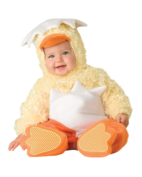 Toddler Lil Chickie Costume