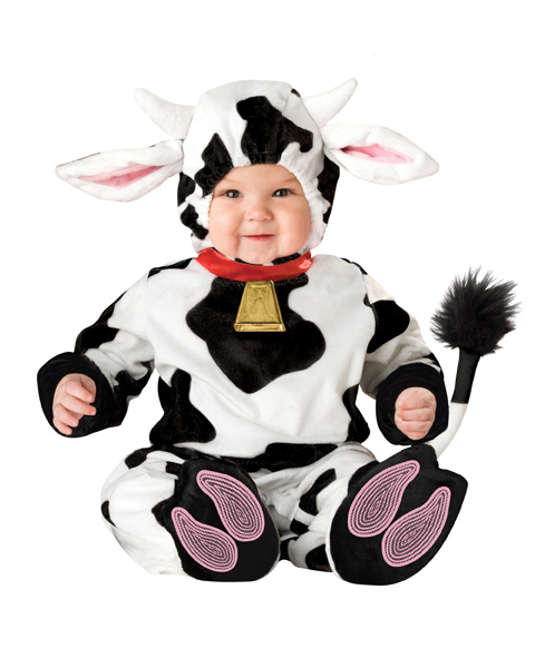 Mini Moo Costume Infant Toddler