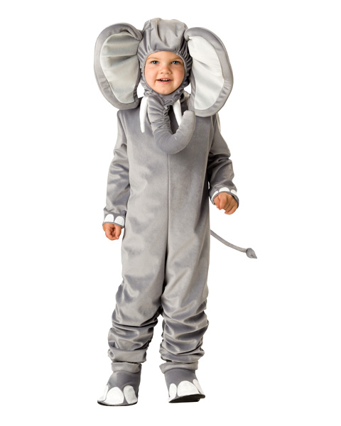 Lil Elephant Costume Toddler