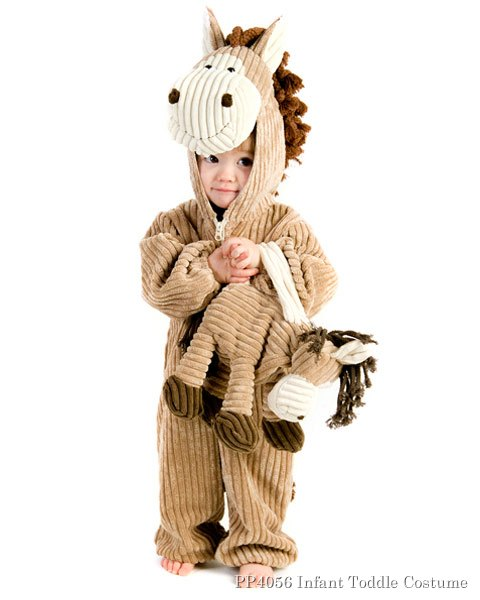 Courduroy Horse Infant Toddler Costume