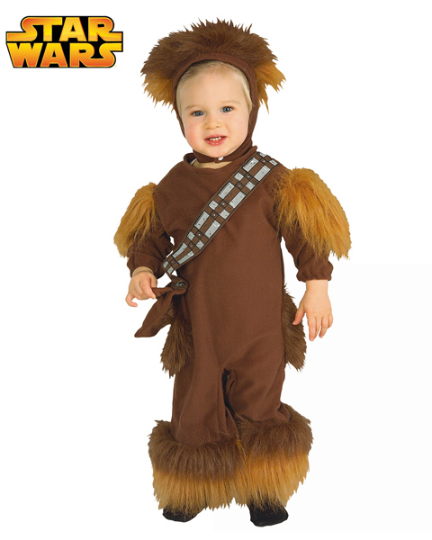 Infant/Toddler Chewbacca Costume