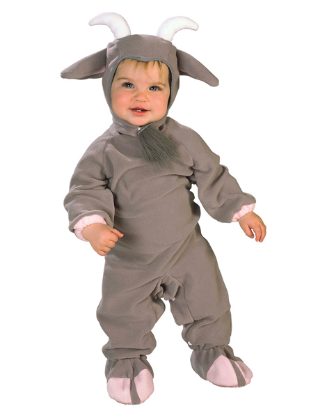 Infant Billy the Goat Costume