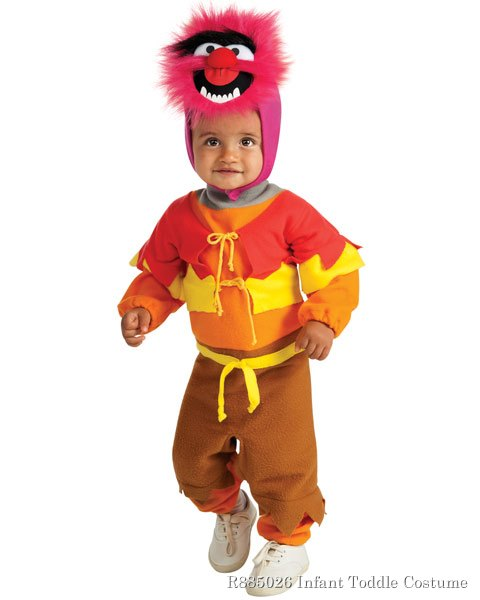 Animal Sesame Street Infant Toddler Costume Costume