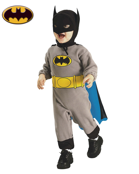 Infant The Batman Costume