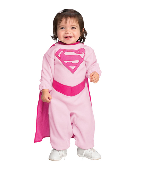 Supergirl for Newborn