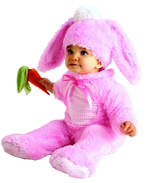 Newborn/Infant Pink Bunny