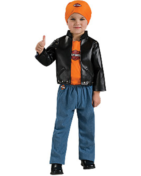 Harley Davidson R Costume for Infant/Toddler