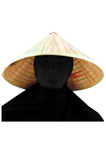 Chinese Bamboo Hat