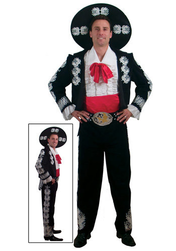 The Three Amigos Costumes