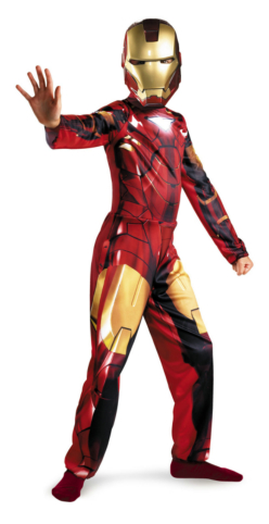 Iron Man 2 (2010) Movie - Mark VI Classic Child Costume