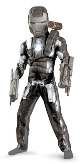 war machine costume child