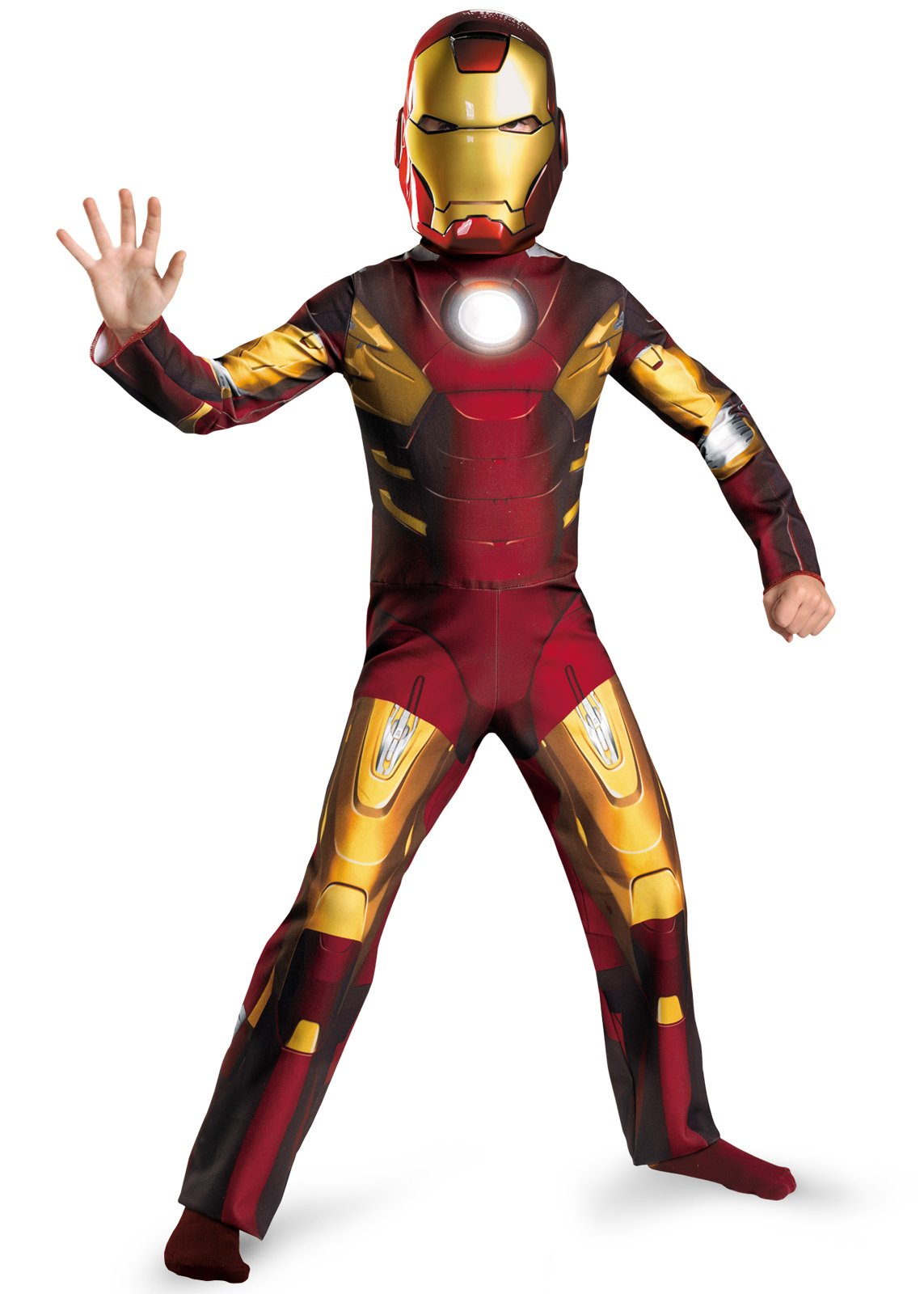 The Avengers Iron Man Mark VII Classic Toddler Costume