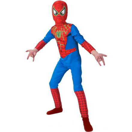 Spider-Man Glow-in-the-Dark Child Costume