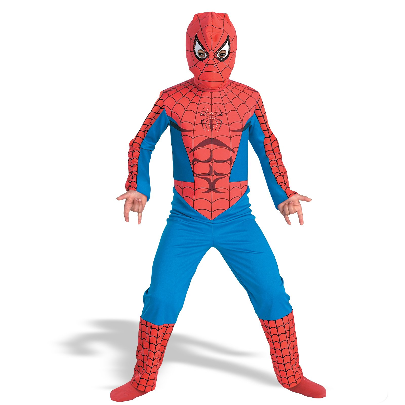 Spider-Man Fiber Optic Toddler / Child Costume