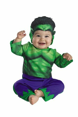 Baby Hulk Infant/Toddler Costume