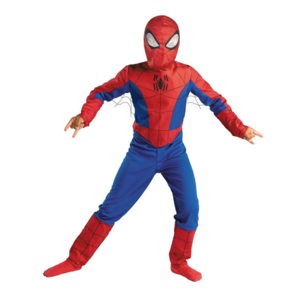 The Spectacular Spider-Man Animated Series Child Costume