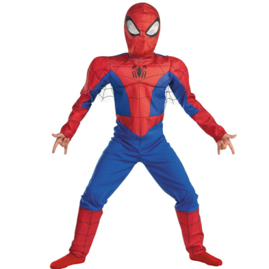 The Spectacular Spider-Man Animated Series Spider-Man Muscle Che