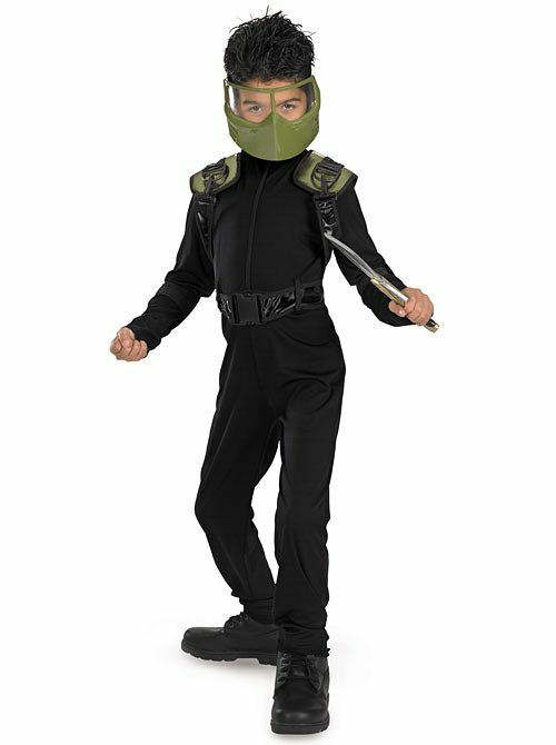 Spider-Man 3 Goblin Child Costume