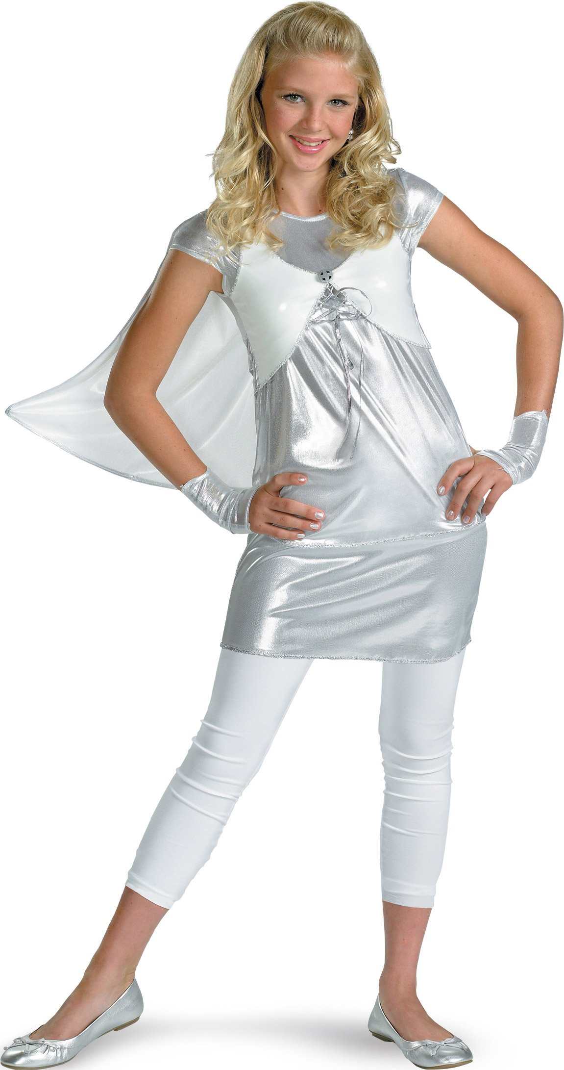 Emma Frost Girl Child Costume