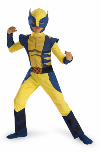 Wolverine Animated Classic Child Costume