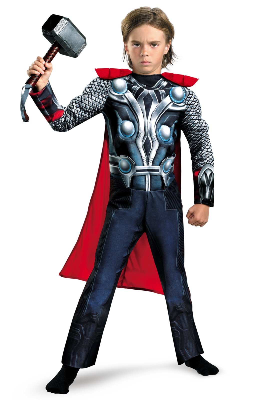 The Avengers Thor Classic Muscle Chest Toddler Costume