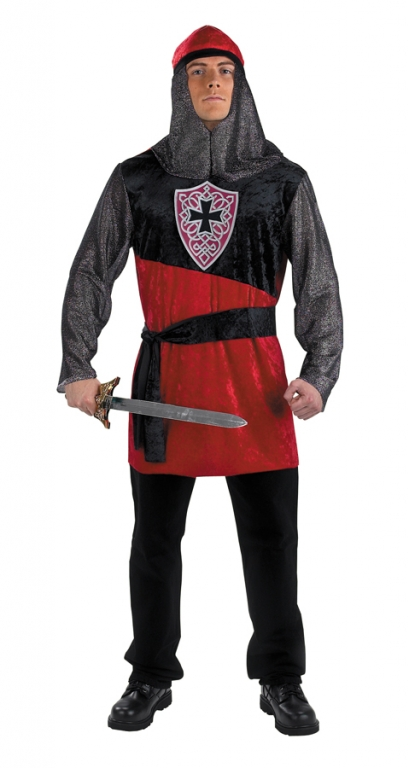 Crusader Costume
