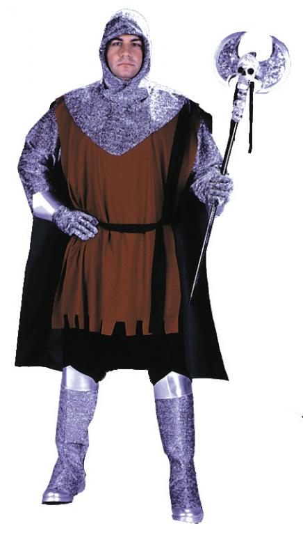 Medieval Knight Plus Size Adult Costume
