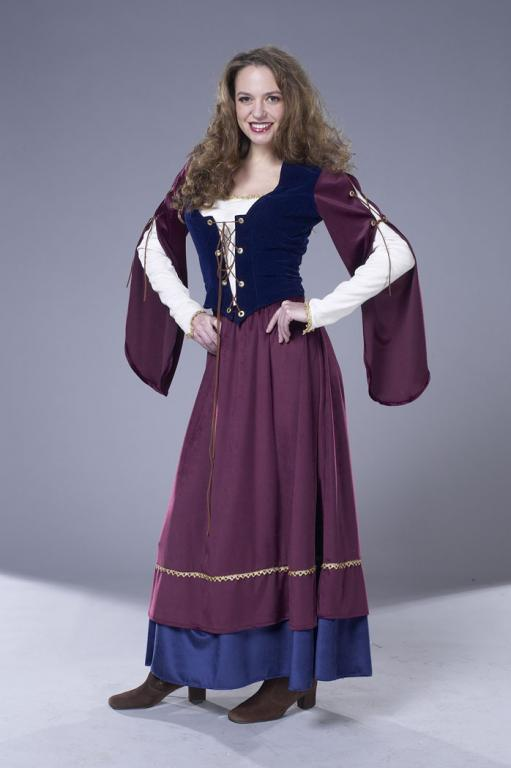 Lady Renaissance Adult Costume
