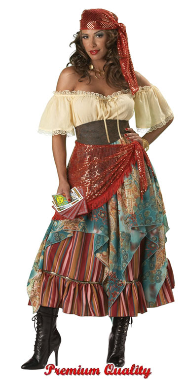 Fortune Teller Adult Costume
