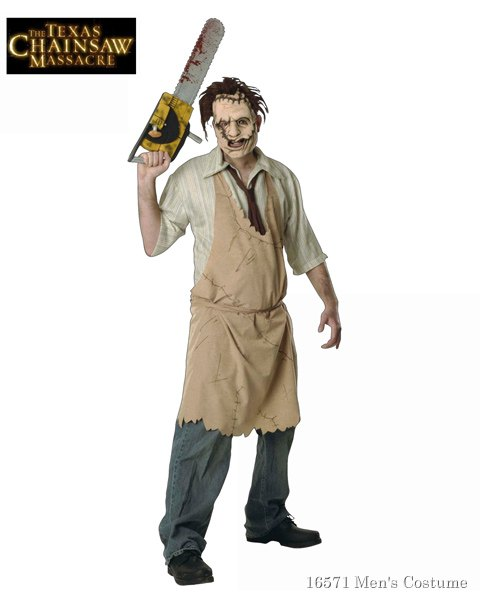 Leatherface Costume For Adults
